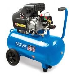 کمپرسور باد 50 لیتری نووا مدل NTA9050