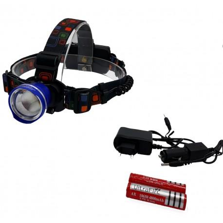 هدلایت تک لامپ T6