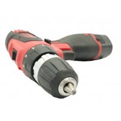 دریل پیچگوشتی شارژی دو باتری ادون مدل AD-12CA