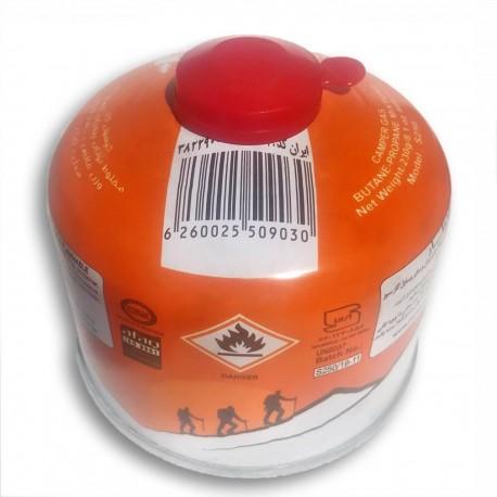 کپسول گاز 230 گرمی کمپرگاز