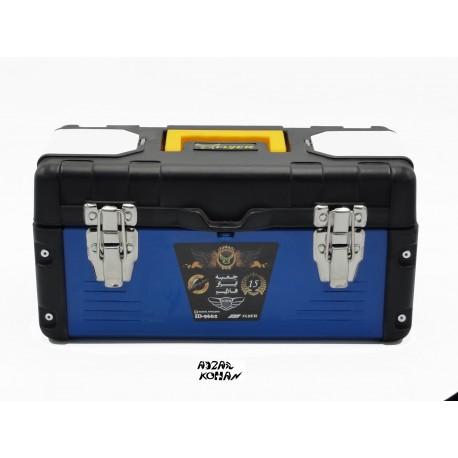 جعبه ابزار فلایر مدل ID-9662 سایز 15 |